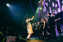 Gospel, soul och funk när  Tensta Gospel Choir gästar Vara Konserthus