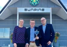 SunPine instiftar Hållbarhetspris