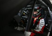 Premiär för Simon i Audi Sport TT Cup på Hockenheim i helgen