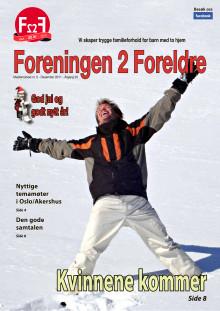 Foreningen 2 Foreldre, medlemsblad nr 3-2011.
