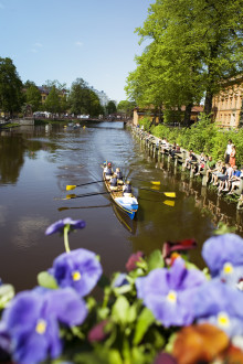 Pressinbjudan: Kamp mellan universiteten i Akademiska rodden i Uppsala