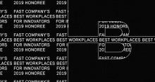 B-Reel är en av världens 50 bästa arbetsplatser för innovatörer enligt Fast Company