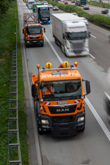 Hamburg TruckPilot - ett samarbetsprojekt för autonoma fordon
