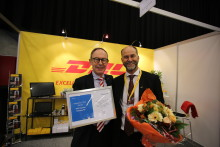 DHL Express vinneren av NHO-LTs Miljøpris for 2016