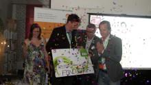 Fundsurf från Föllinge är en av de tolv finalisterna i Venture Cups Sverigefinal