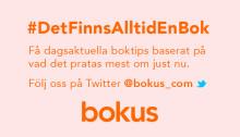 Bokus gör sina böcker dagsaktuella med hjälp av en Twitterbot