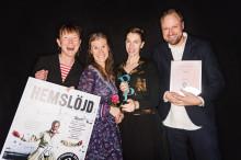 Hemslöjd dubbel vinnare – tar hem Tidskriftspriset och Publishingpriset!