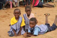 Mäklare bygger center för hemlösa barn i Mocambique