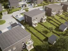 Solbacka, Norrtälje växer med 36 lägenheter från BoKlok