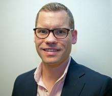 Tobias Pedersen är ny chef för finans och administration på Miele AB