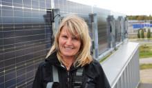 Luleå Energi bygger solkraftspark i Luleå
