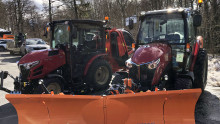 Yanmar Compact Tractors on the Streets of Europe