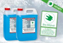 AdproLine® Spolarvätska, miljömärkt enligt Bra Miljöval!