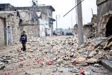 SOS-Kinderdorf in Aleppo evakuiert