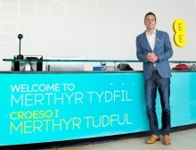 EE offers first Welsh customer service in the UK, and 4G network boost in Cardiff