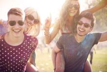 Kærligheden blomstrer på de danske festivaler