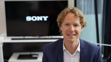 Sony stelt Quint Dekker aan als nieuwe PR Manager Benelux