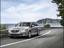 Rejäl ökning för Volvo i maj