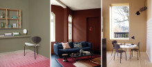LADY Home Living - ny färgkarta från Jotun