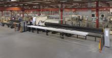Ny maskin för rörlaserskärning till Weland AB