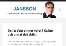 Stefan Jansson: Vem vinner valet?