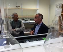 Watersprint skapar en hållbar lösning för rent vatten i Bangladesh tillsammans med Nobelpristagaren Muhammad Yunus