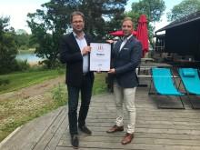 Marholmen nya medlemmar i Svenska Möten