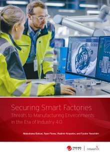 Securing Smart Factories - Industry 4.0