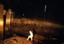 Inside Chernobyl Reactor 4 visas på Falafelbaren
