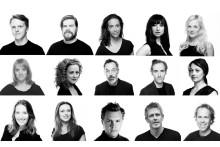 Fast ansettelse av 15 skuespillere