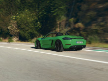 Porsche 718 GTS 4.0: körglädje för alla sinnen