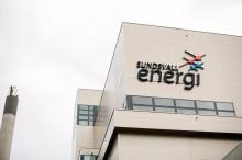 Sundsvall Energi minskade koldioxidutsläppen med 98 800 ton