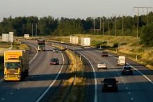 Premiär för smartare och miljövänligare transporter