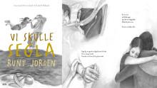 Ny grafisk ungdomsroman vill lyfta tabut kring självmord