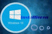 Wie man Windows 10 auf einer neuen Festplatte installiert(Mit Screenhots)