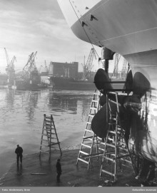 Varvet och Vi – en bit av Uddevallas historia