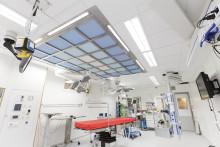 Samarbete mellan Schneider Electric och Fläkt Woods reducerar infektionsrisken i svenska operationssalar