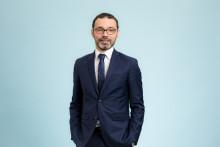 Yohann Leroy nommé Directeur général délégué d'Eutelsat Communications
