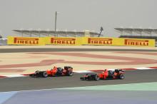 Hårdaste gummiblandningarna av Pirelli P Zero för Bahrains Grand Prix