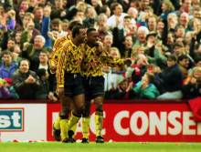 BT Sport Films remember Arsenal legends David Rocastle and Ian Wright in new documentary