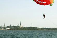 Tallinn-Helsinki ferry line celebrated its 50th reopening anniversary