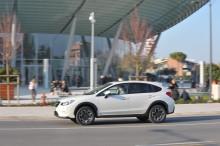Subaru XV övertygar i Euro NCAP – även 2012