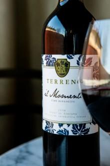 Il Momento di Terreno  - toscansk charm på flaska