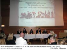Mediers ansvar för inkludering diskuterades i Reykjavik