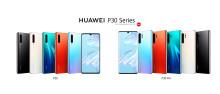 Huawei lanserer P30-serien og setter en ny standard for fotografi