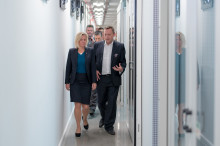 Hydro66 opens worlds first 100% hydro-powered colocation data centre