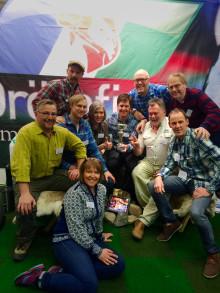 Drömfiske Jämtland Härjedalen vann pris på Sportfiskemässan Elmia
