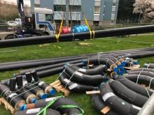 Bristol District Heating Network Installation
