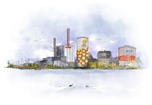 Gigantiskt energilager till Luleå