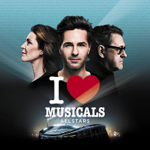 I Love Musicals - världens största musikalkonsert på Ullevi i sommar